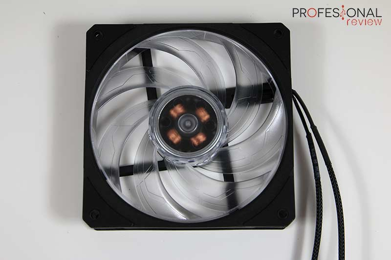 Cooler Master Masterliquid ML240P Mirage ventiladores