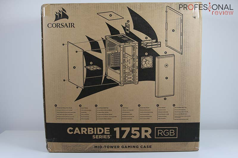 Corsair Carbide 175R RGB Review