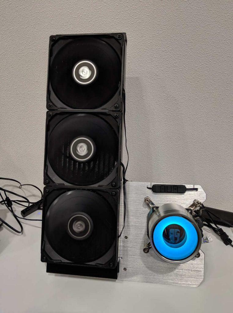 DeepCool CASTLE 360RGB V2