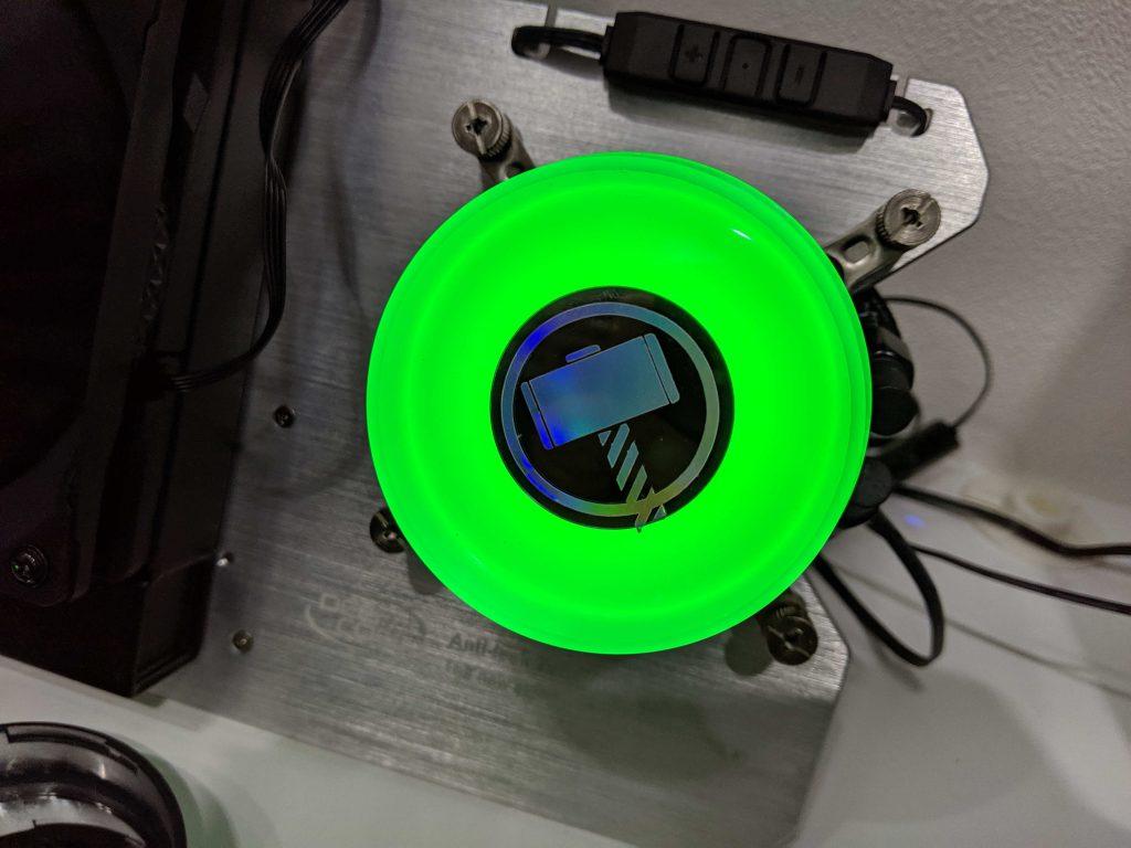 DeepCool CASTLE 240RGBV2