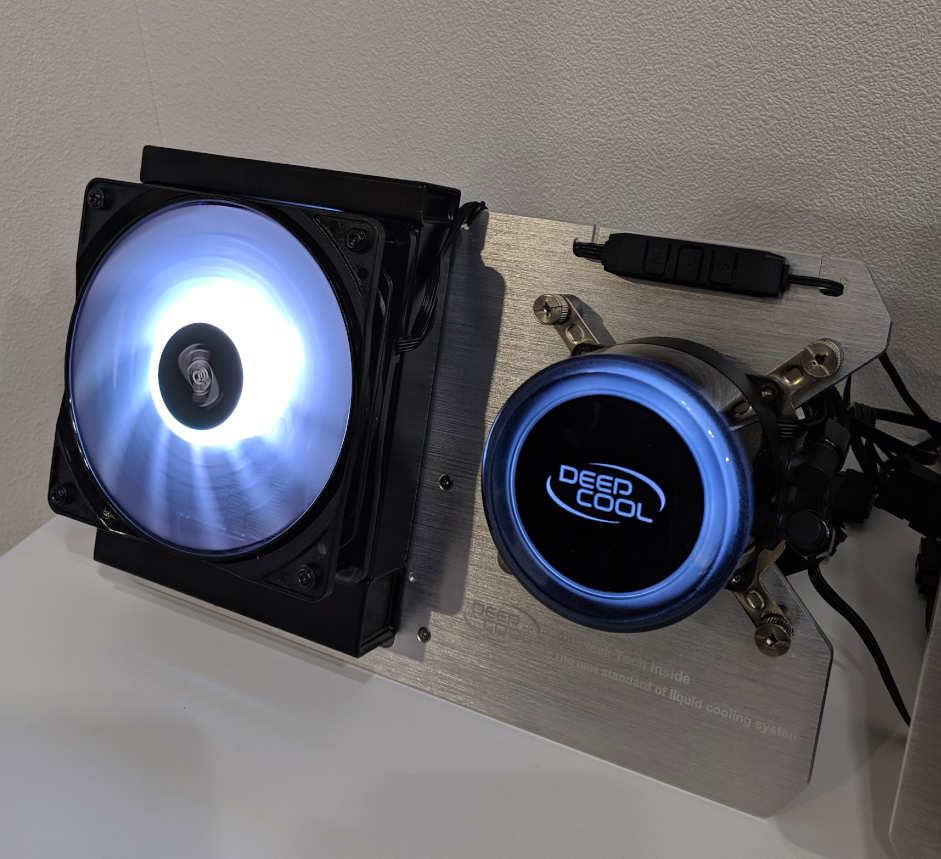 DeepCool GAMMAXX L120 V2