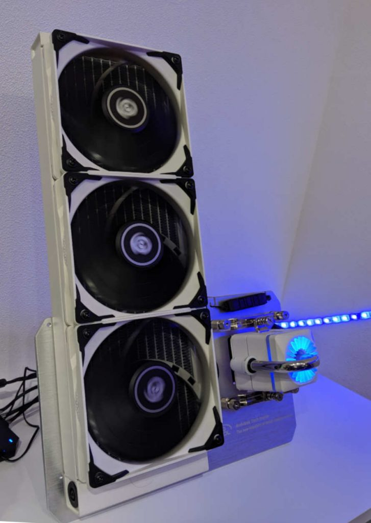 DeepCool GamerStorm CAPTAIN 360X