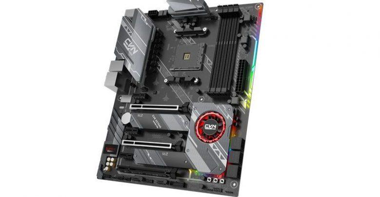 Photo of Esta es la placa base Colorful CVN X570 Gaming Pro para Ryzen 3000