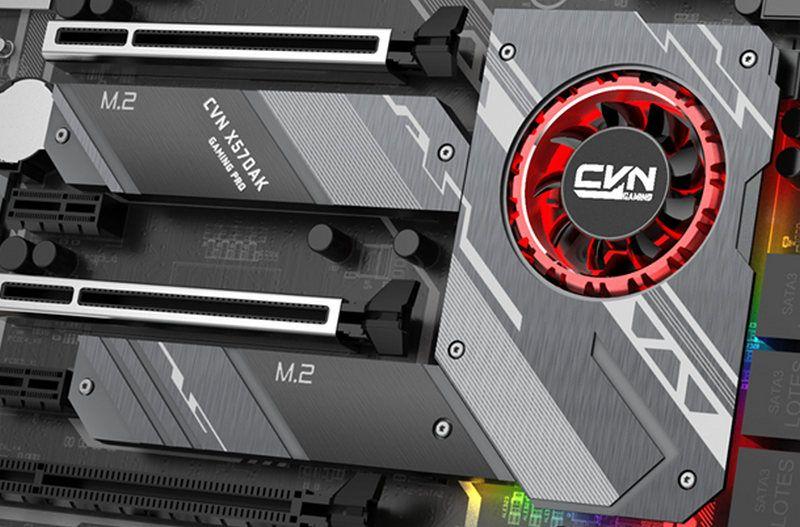 CVN X570