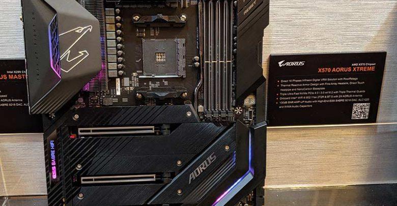 Photo of X570 AORUS Master y X570 AORUS Extreme presentadas en Computex 2019