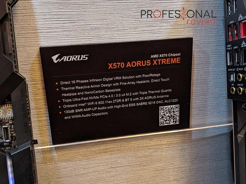 Gigabyte X570 AORUS Extreme