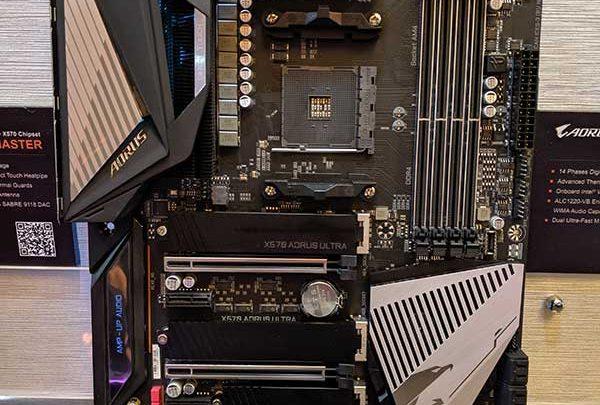 Photo of X570 AORUS Ultra y AORUS X570 Elite presentadas en Computex 2019