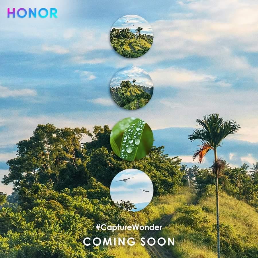 Honor 20 cámaras