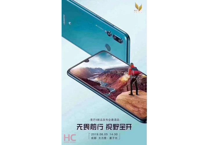 Huawei Mate 30 Lite presentacion