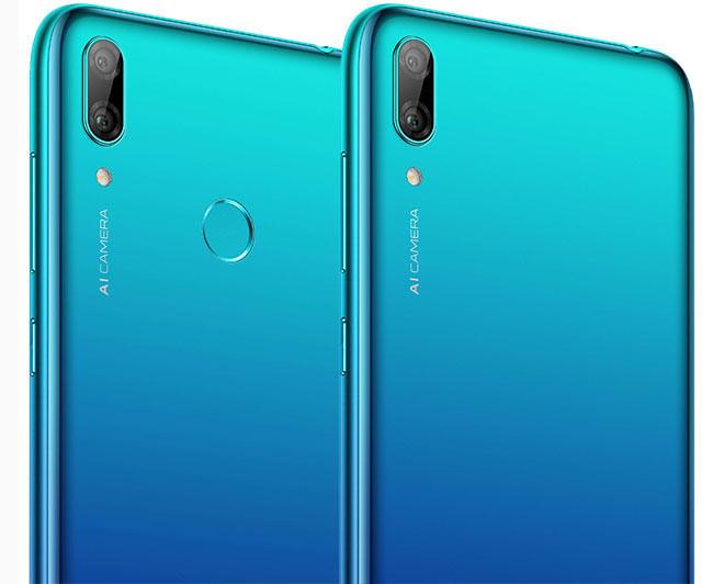 Huawei Y7 Prime 2019 y Huawei Y7 Pro 2019