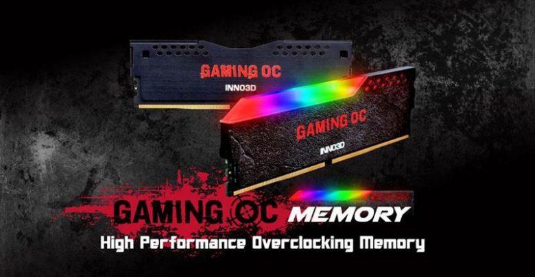Photo of INNO3D presenta sus nuevas memorias DDR4 Gaming OC