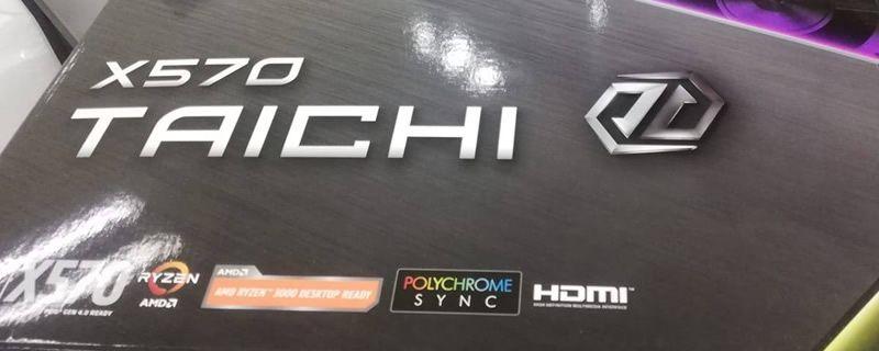 X570 Taichi