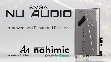 Photo of La tarjeta EVGA NU Audio obtiene soporte para audio 3D