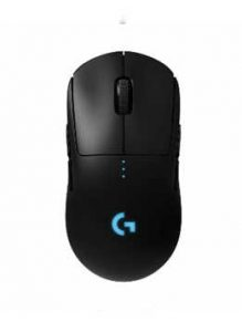 ratón gaming logitech g pro wireless
