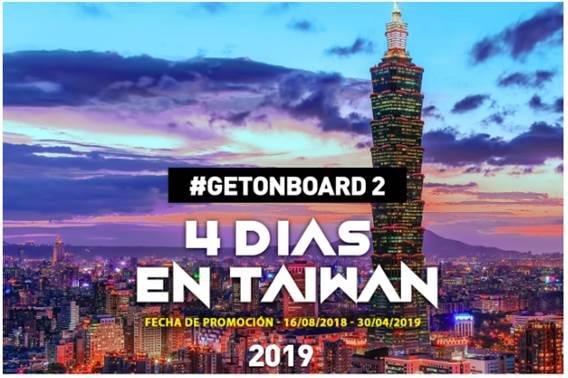 Photo of El programa Get on Board 2019 de MSI es todo un éxito