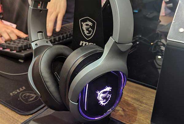 Photo of MSI Pro Gaming Headset Immerse GH50 y GH30 los nuevos headset presentados en Computex 2019
