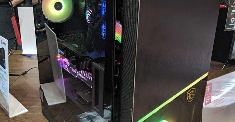 Photo of Serie MSI MPG SEKIRA 500 el nuevo chasis gaming de la marca presentado en Computex