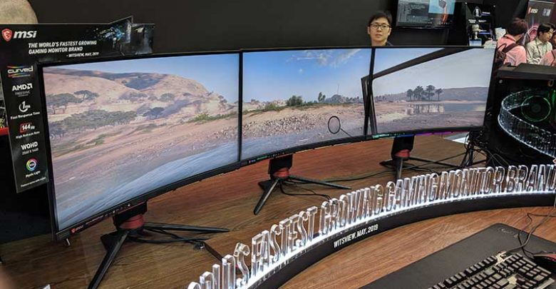 Photo of MSI ha presentado el monitor MSI Optix MPG27CQ2, la segunda versión de su curvo 2K