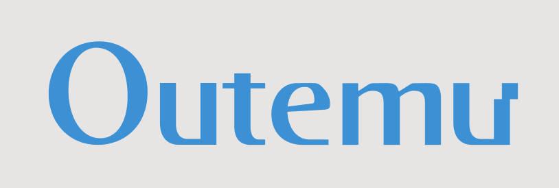 Outemu Logotipo