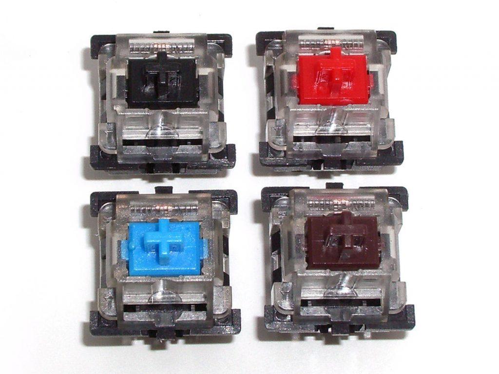 Interruptor Outemu 4 tipos
