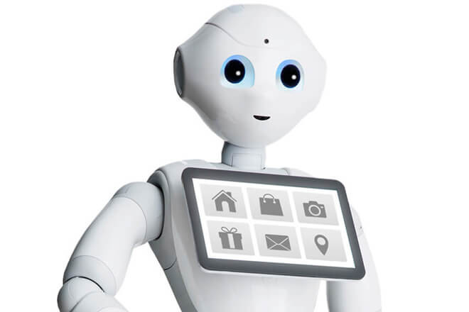 Pepper Inteligencia Artificial