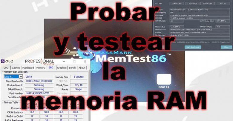 Photo of Test memoria ram: mejores aplicaciones