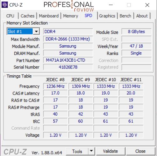 Probar y testear memoria RAM paso02
