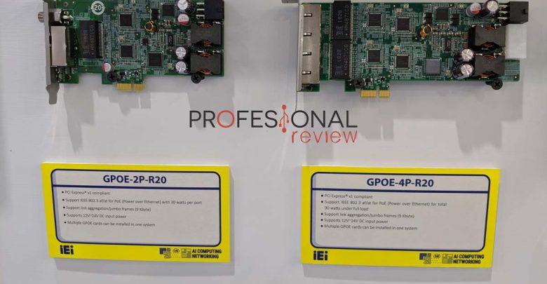 Photo of Nuevas tarjetas de red PCIe presentadas por Qnap en Computex 2019