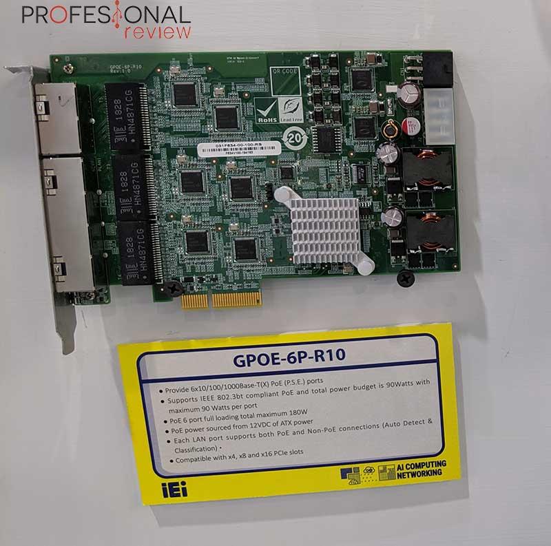 Qnap GPOE-6P-R10