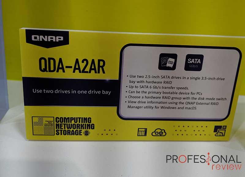 Qnap QDA-A2AR