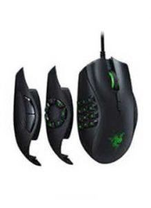 ratón gaming razer naga trinity