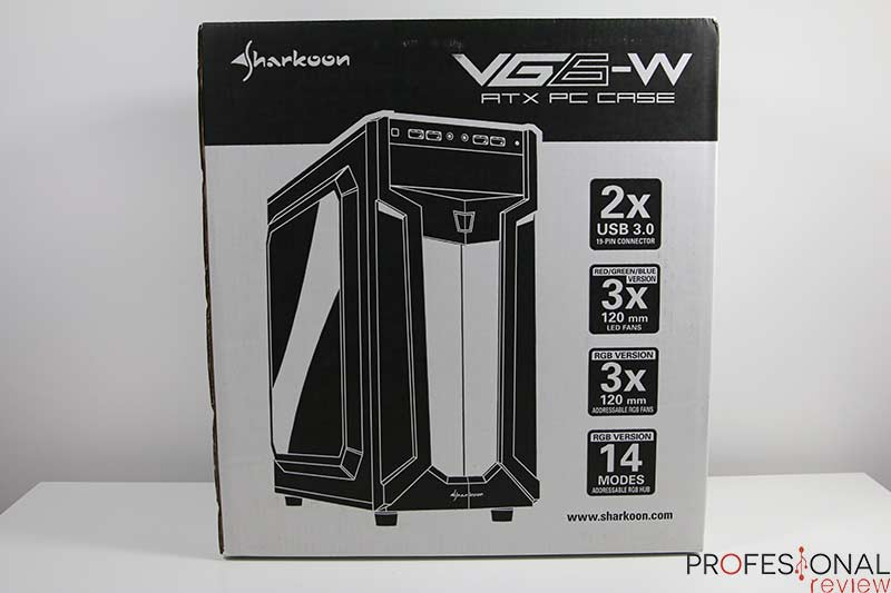 Sharkoon VG6-W RGB Review