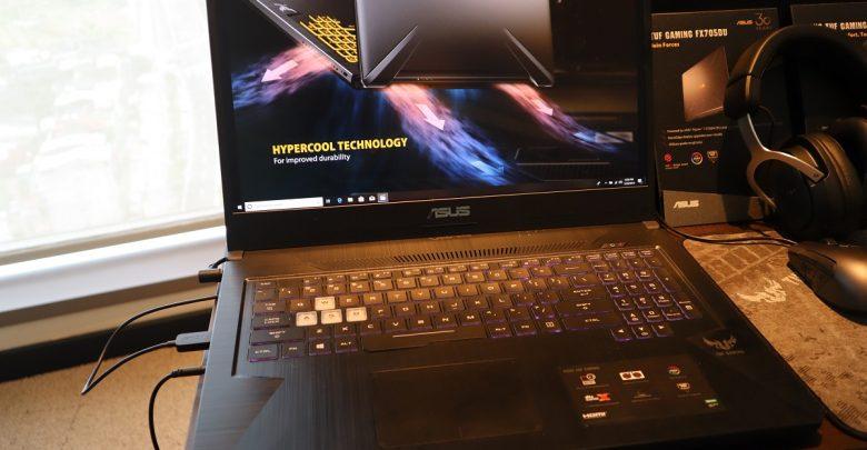 Photo of ASUS presenta el portátil TUF Gaming FX705DU en Computex 2019