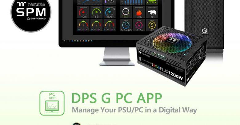 Photo of Thermaltake actualiza su aplicación DPS G para controlar con IA la fuente de alimentación