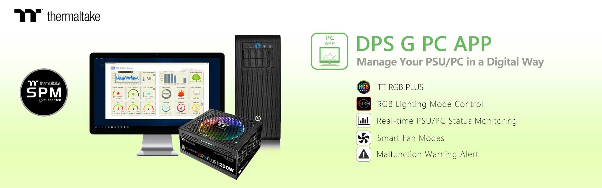 actualización DPS G