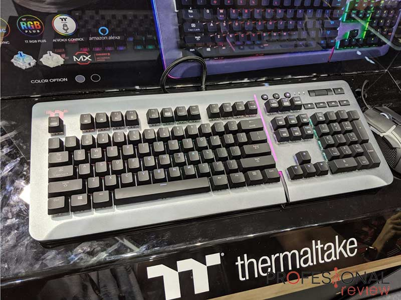 Thermaltake Level 20 Titanium Gaming