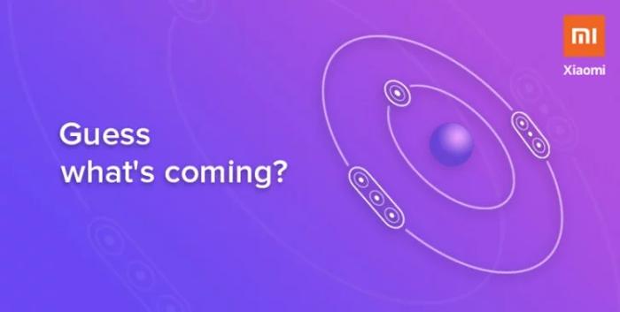 Teaser Xiaomi Mi A3
