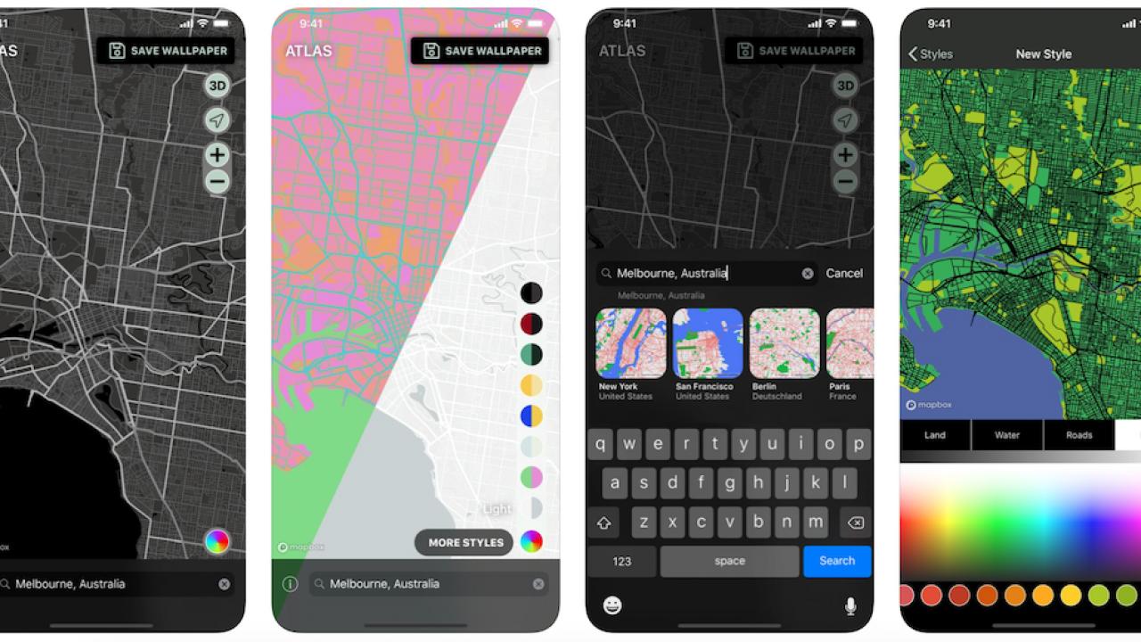App para ajustar fondo de pantalla iphone