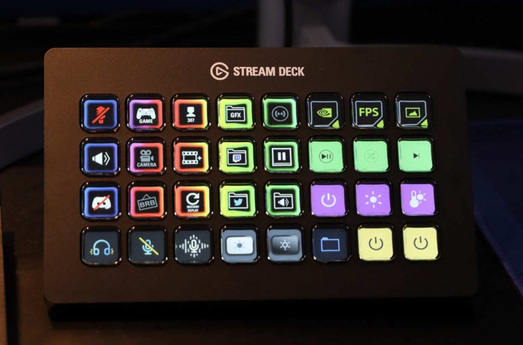 Corsair elgato Stream Deck XL