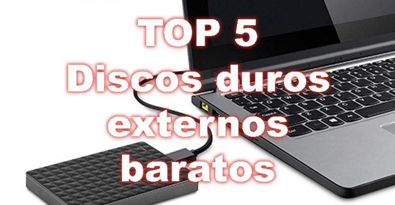 Photo of Disco duro externo barato: Usos, características y Nuestro TOP 5