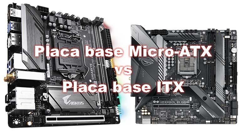 Placa base micro ATX