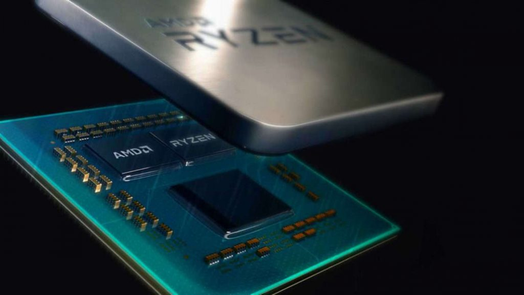 Imagen comercial AMD Ryzen 3950X