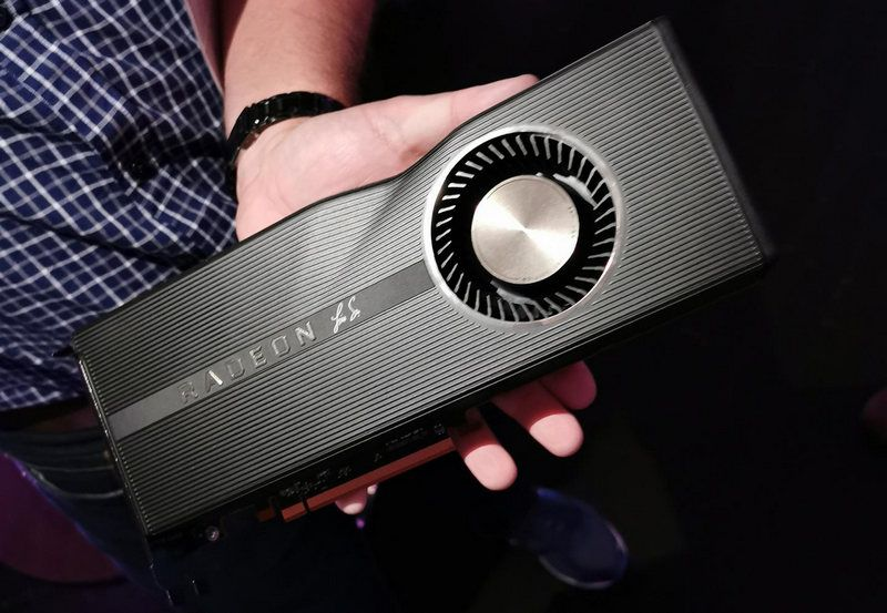RX 5700 XT 50th Anniversary Edition