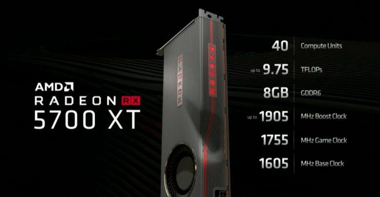 Photo of RX 5700 XT de AMD utilizará memorias GDDR6 de Micron y Samsung