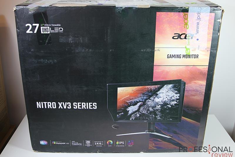 Acer Nitro XV3 Review