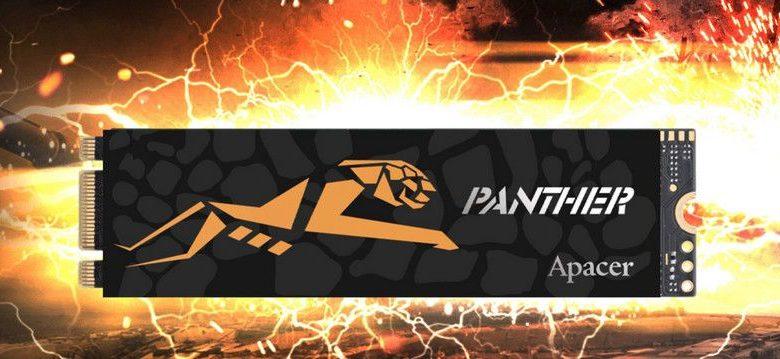 Photo of Apacer lanza el SSD Panther AS2280P2 PRO M.2 NVMe