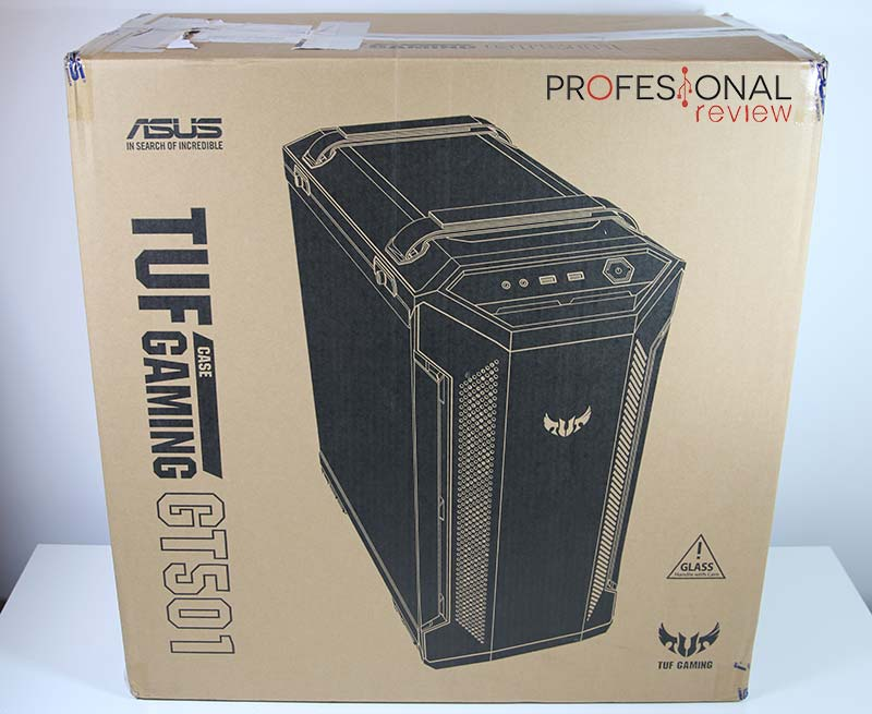 Asus TUF Gaming GT501 Review