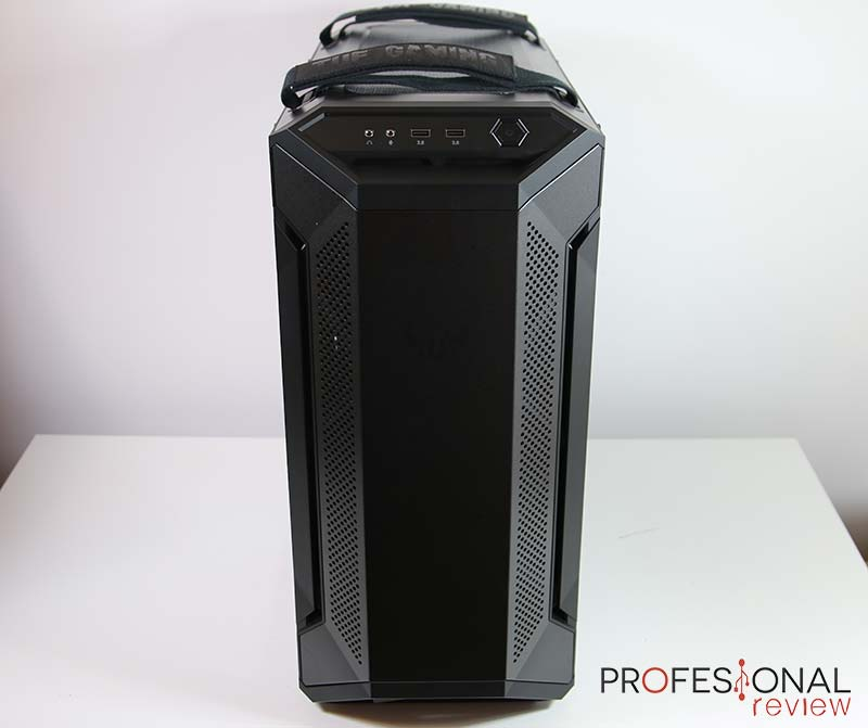 Asus TUF Gaming GT501 frontal