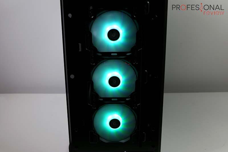 Asus TUF Gaming GT501 iluminación