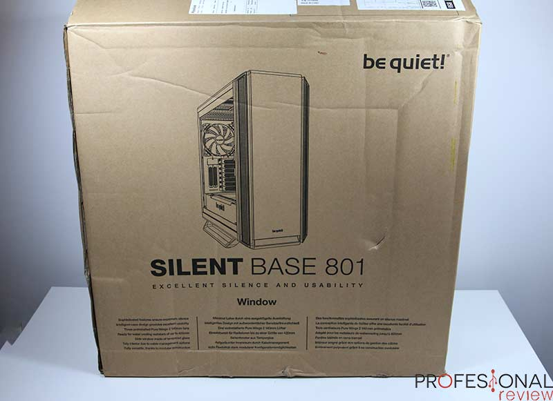 Be Quiet! Silent Base 801 Review